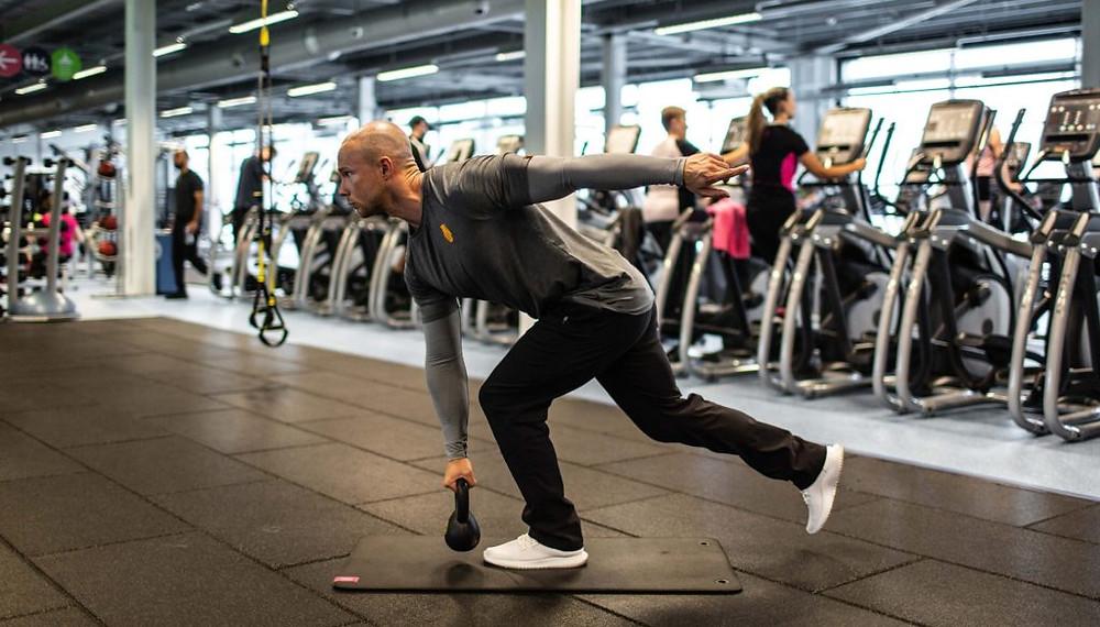 Glute strengthening exercises