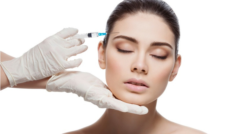 Botox anti wrinkle injections Solihull