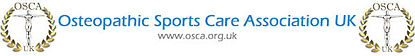 Osteopathic Sports Care Association UK