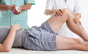 Post PRP Injury Rehabilitation