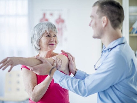 Effective Treatment for Shoulder Pain and Associated Arthritis