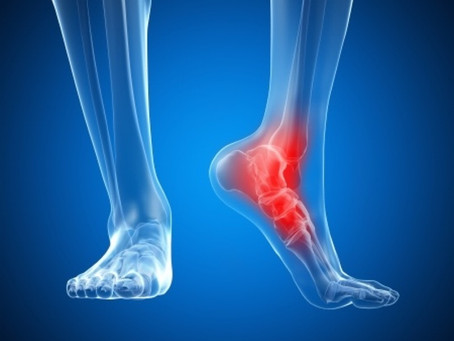 Suffering with Foot/Ankle Pain?