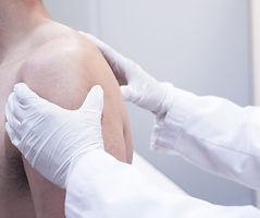 Shoulder injection treatment