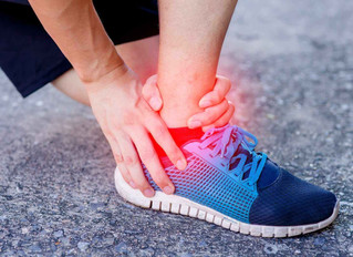 Reoccurring Ankle Sprains: What's the best treat? Dynamic Osteopaths Solihull. Part 1