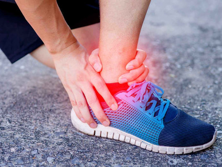 ReoccurringAnkle Sprains:What's the best treat? Dynamic Osteopaths Solihull. Part 1