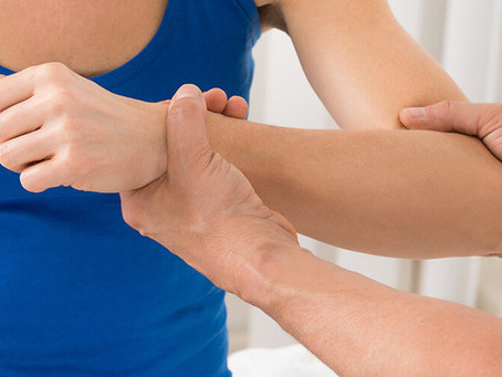 Suffering from chronic elbow pain?