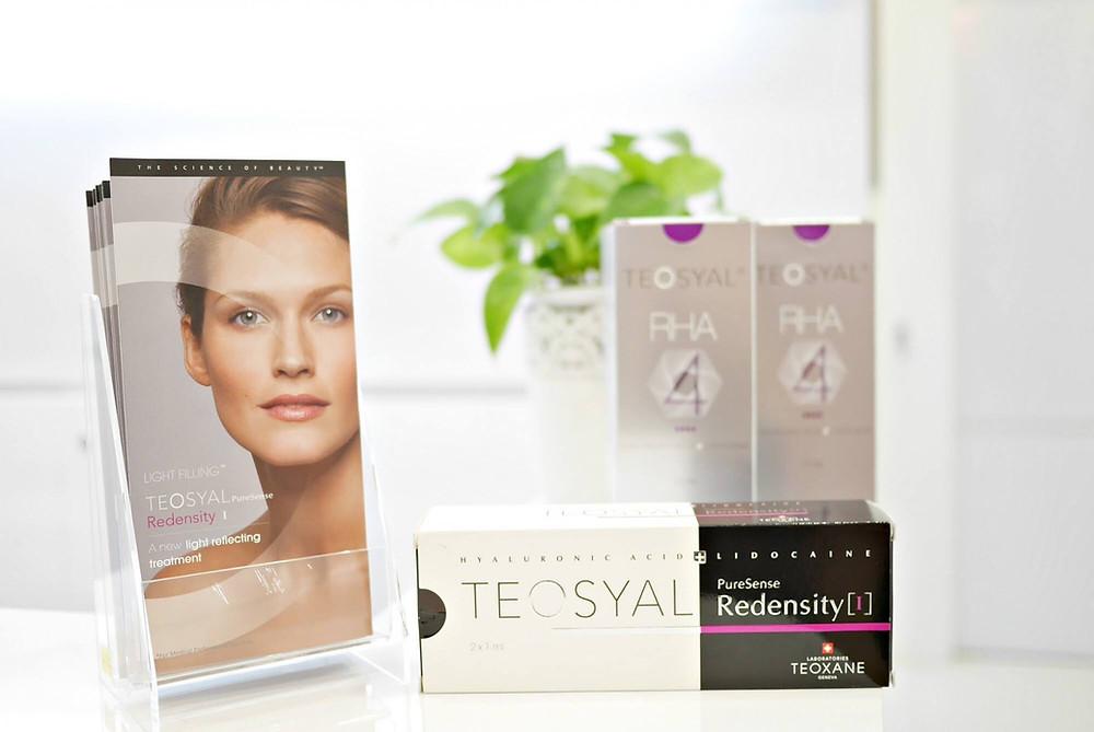 Profhilo vs Redensity Skin Rejuvenation. Skin treatments Solihull