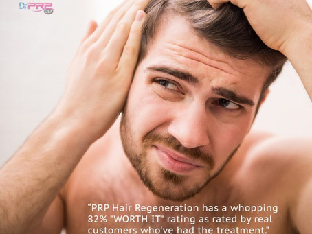 The Dermatologist's Guide On PRP Hair Loss Treatment Birmingham
