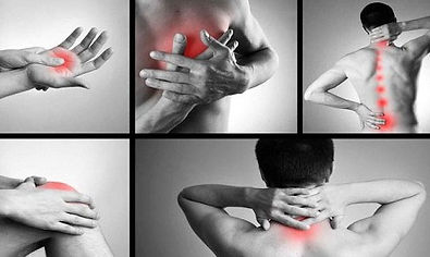 Muscle and joint pain Solihull