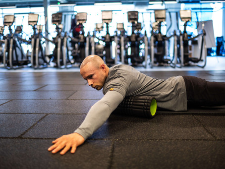 HOW TO TREAT TIRED MUSCLES WITH FOAM ROLLING