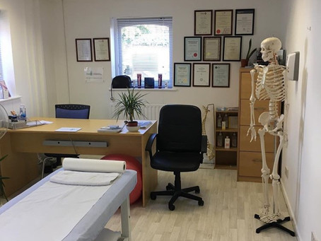 Specialist Registered Osteopath Birmingham West Midlands. Back Pain Clinic and Treatment