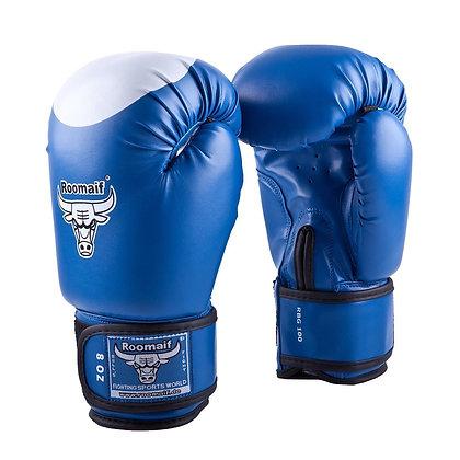 Перчатки боксёрские RBG-100 Dx blue
