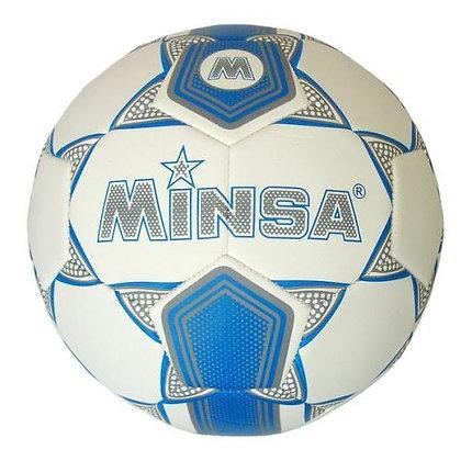 Мяч футбольный Minsa 5-9092