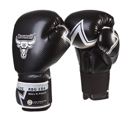 Перчатки боксёрские Roomaif 154 08 oz Dx black