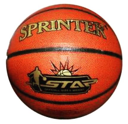 Мяч баскетбольный Sprinter Star BS406