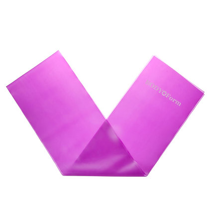 Эспандер латексный Body Form violet ELL6-120