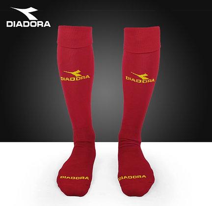Гетры Diadora красные