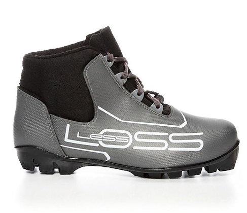 Ботинки лыж. LOSS NNN 243 серые
