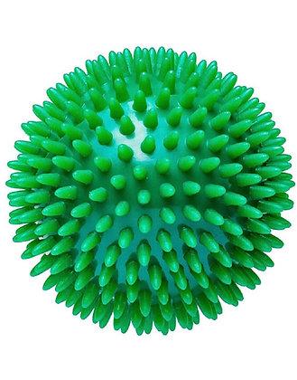 Мяч мас. 120 мм. зелёный