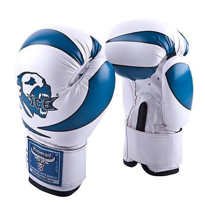 Перчатки боксёрские Roomaif 172 Dx blue