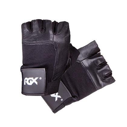Перчатки б/п RWG-93 кожа чёрные