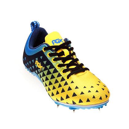 Шиповки легкоатлетические для бега RGX-LT01 Blue