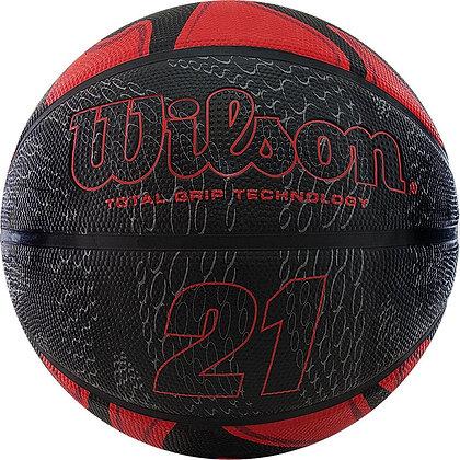 Мяч баскетбольный WILSON 21 Series 2103 р. 7