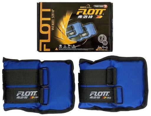 Утяжелители FLOTT 1005 5 LB (1,13 кг/1 шт.)