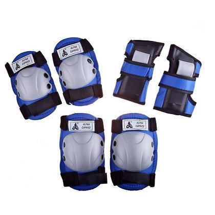 Защита роликовая АС blue
