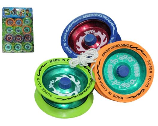 Игра «Yo-Yo» 38