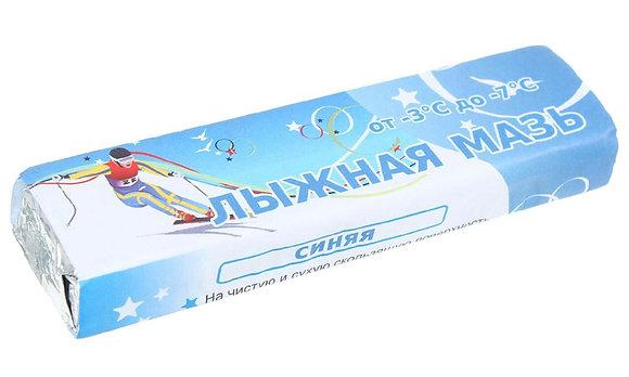 Лыжная мазь держания синяя - 3 - 7