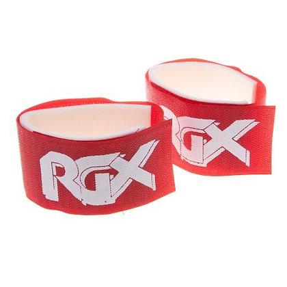Зажим для лыж RGX красные
