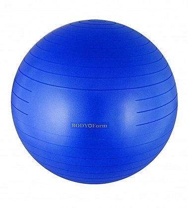 Мяч гимн. GB01AB 65 см. blue антивзрыв