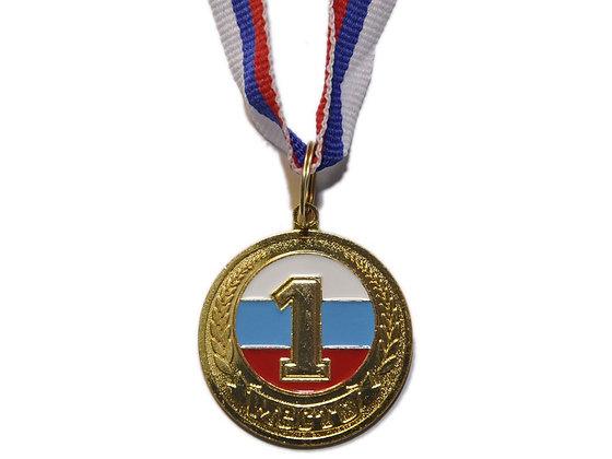 Медаль 1 золото в п