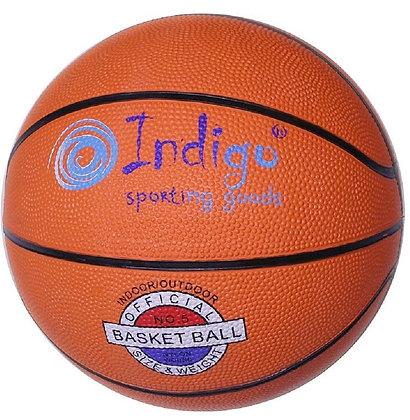 Мяч баскетбольный INDIGO р.6