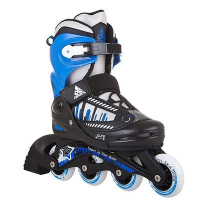 Раздвижные роликовые коньки AC Barnet blue