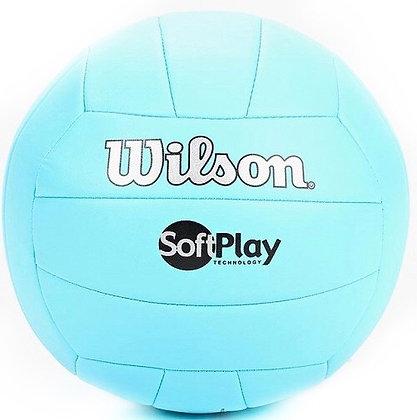 Мяч волейбольный WILSON SOFT PLAY