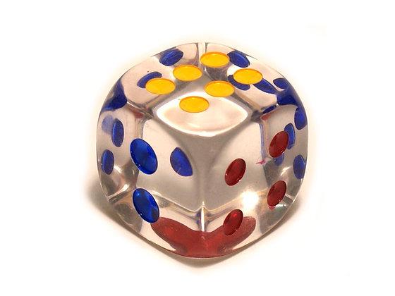 Кубик малый прозрачный