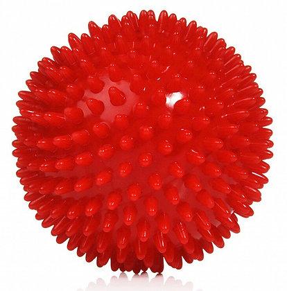 Мяч мас. 120 мм. красный