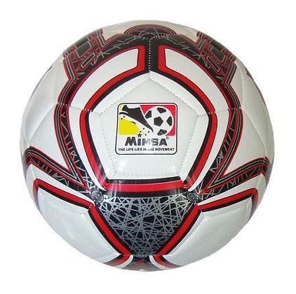 Мяч футбольный Minsa 5-9050