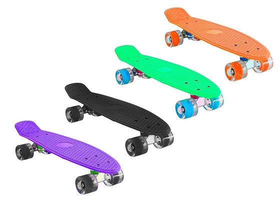 Мини-круизеры со светящимися колёсиками 00100