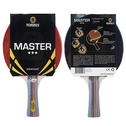 Ракетка для н/т TORRES Master 3*