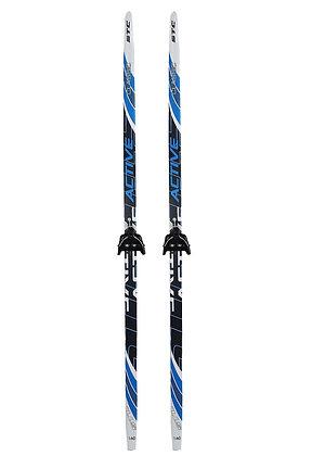 Лыжи с креплением 75