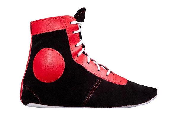 Самбовки  E014 black/red