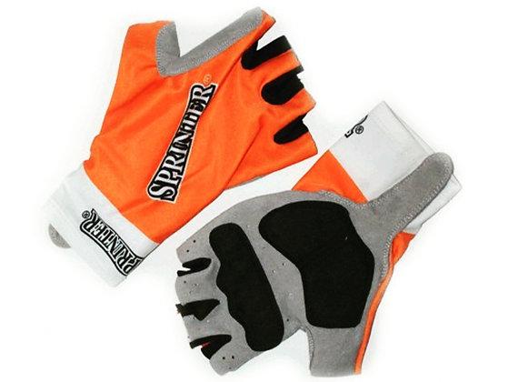 Перчатки б/п SPRINTER тонкие оранжевые S
