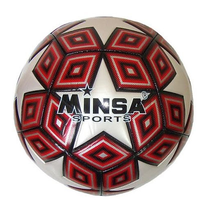 Мяч футбольный Minsa A5-9056