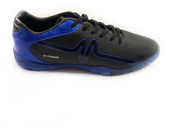 Бутсы Mitre black/blue