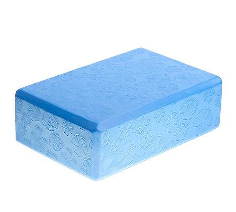 Блок для йоги BF3 синий