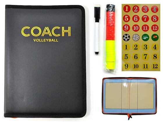 Папка тренерская волейбол 12238
