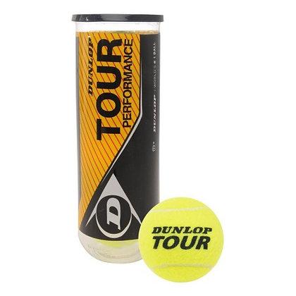 Мяч б/т Dunlop Tour Performance 602198